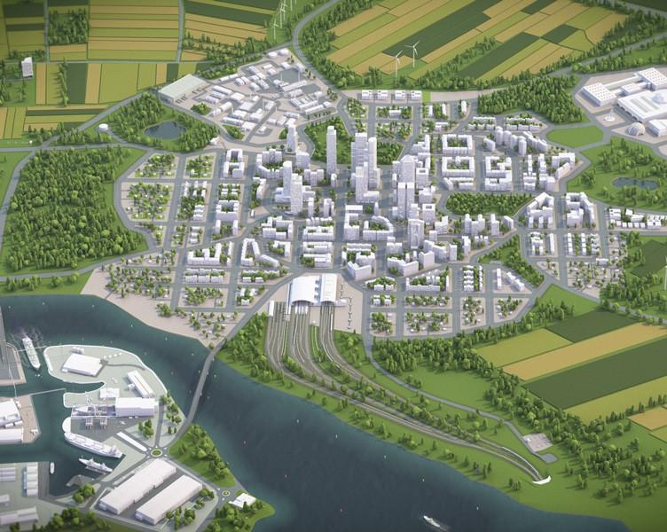 MENNEKES Eine ganze Stadt als virtuelle Location