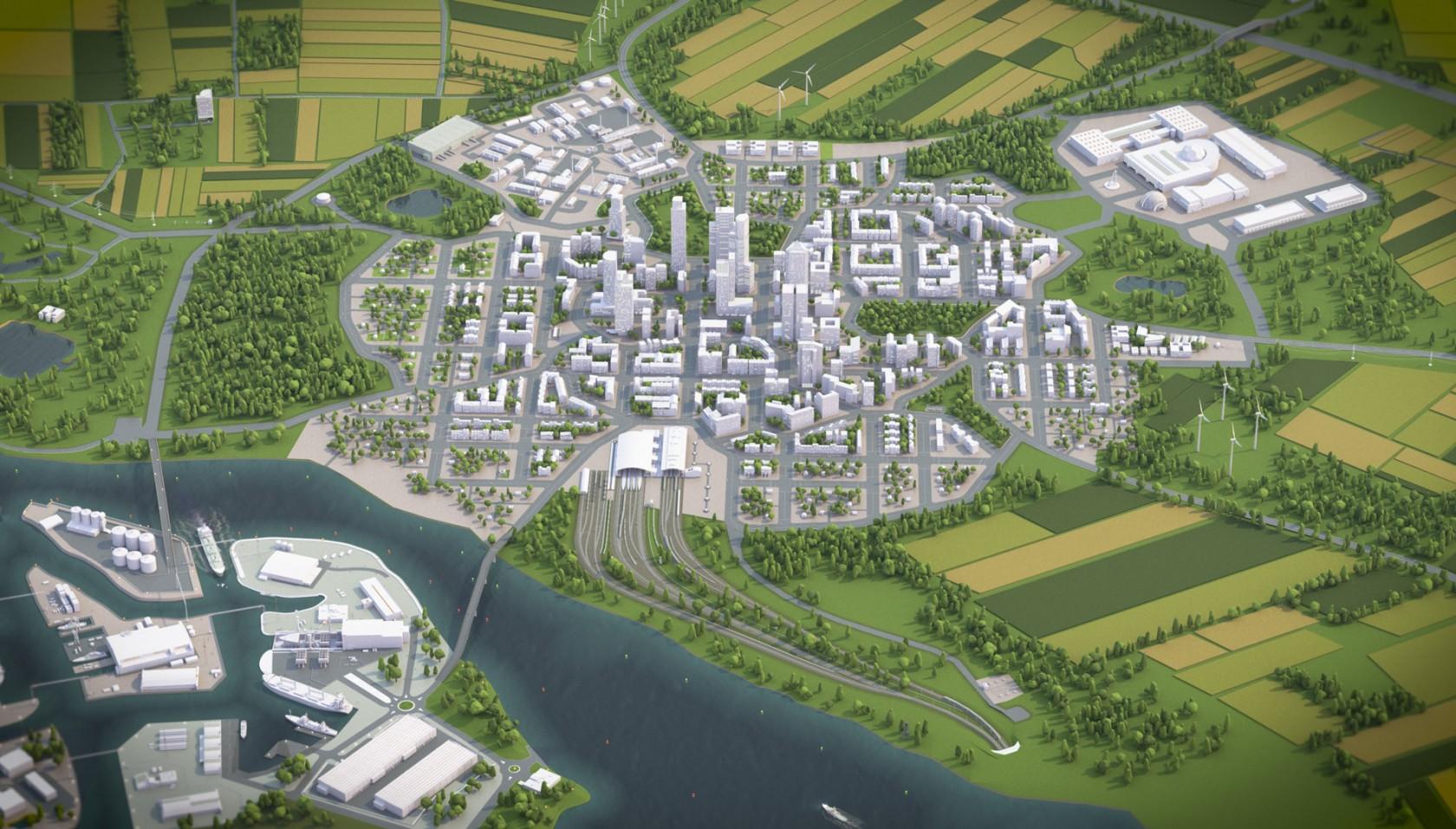 MENNEKES - An entire city as a virtual location